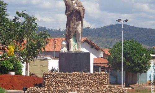 São João da Paraúna - Imagem em homenagem a São João Batista