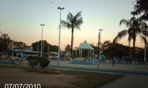 São João de Meriti - Praça dos Três Poderes