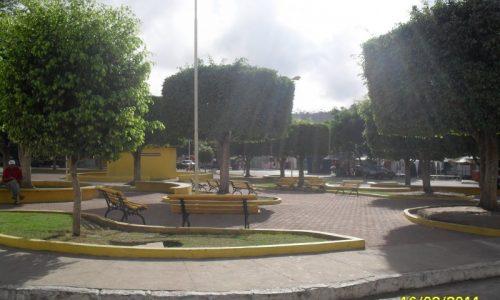 São José da Laje - Praça Clarício Valença
