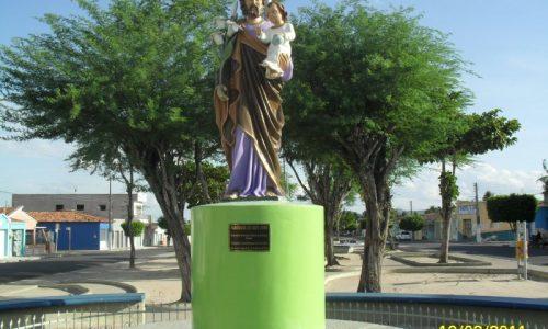 São José da Tapera - Imagem em homenagem a São José