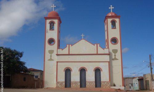 São José de Caiana - Igreja Matriz São José