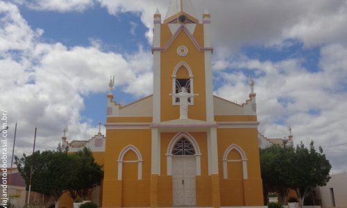 São José de Espinharas - Igreja Matriz São José