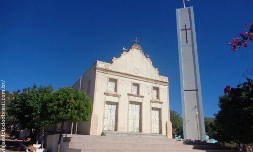 São José de Princesa - Igreja Matriz Nossa Senhora da Conceição