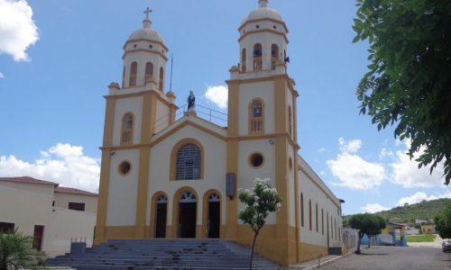 São José do Campestre - Igreja Matriz São José