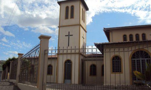 São José do Egito - Igreja de São Judas Tadeu