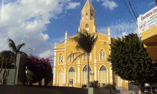 São José do Egito - Igreja Matriz de São José
