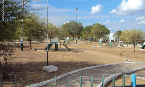 São José do Egito - Parque Antônio Jorge