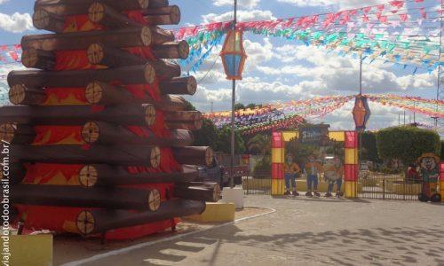 São José do Sabugi - Decoração de Festa Junina