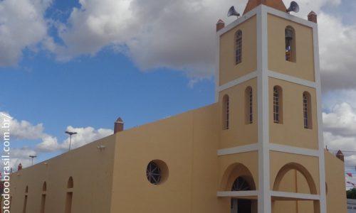 São José do Sabugi - Igreja de São Francisco