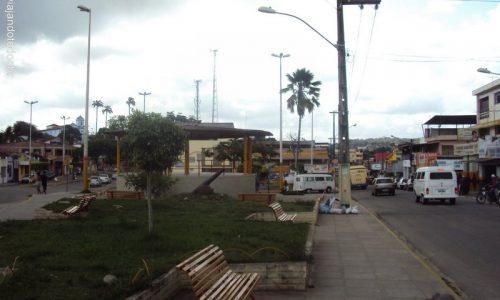 São Lourenço da Mata - Praça Senador Carlos Wilson