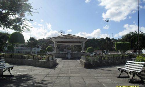 São Luis do Quitunde - Praça Ernesto Maranhão