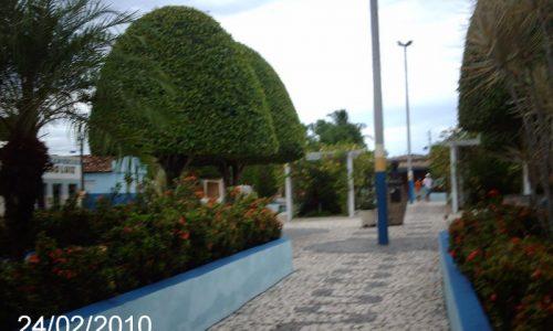 São Miguel do Aleixo - Praça da Matriz