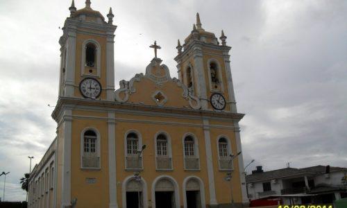 São Miguel dos Campos - Igreja Nossa Senhora do Ó