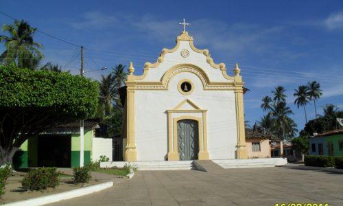 São Miguel dos Milagres - Igreja de São Gonçalo no povoado de Tatuamunha