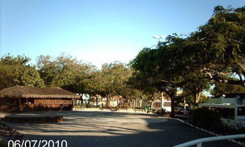 São Pedro da Aldeia - Praça da Igreja de São Pedro