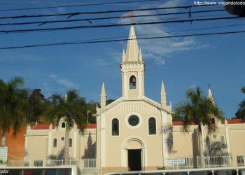 São Roque do Canaã - Igreja de São Roque
