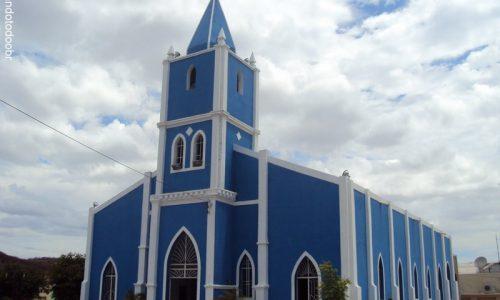 Solidão - Igreja Nossa Senhora de Lourdes