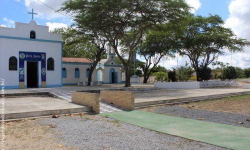Solânea - Santuário da Santa Fé