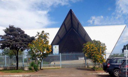 Sudoeste/Octagonal - Capela Rainha da Paz