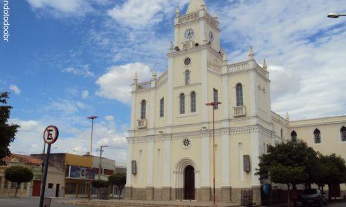Tabira - Igreja Matriz de Nossa Senhora dos Remédios