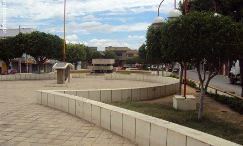 Tabira - Praça Gonçalo Gomes