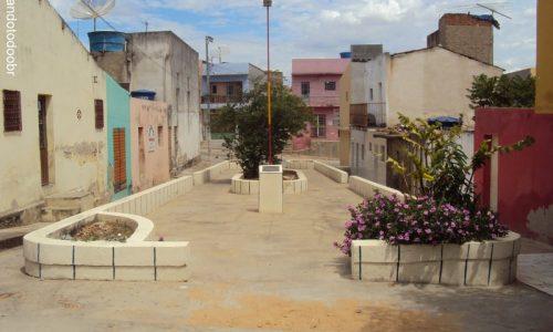 Tabira - Praça Sebastião Vieira de Oliveira