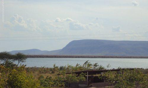 Tacaratu - Vista da Represa de Itaparica
