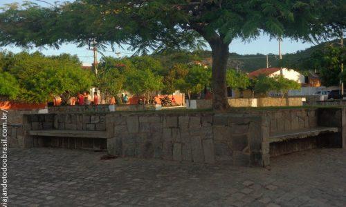Tacima - Praça João Ferreira Silva