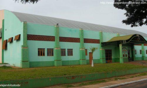 Tacuru - Ginásio Municipal Mancine Lopes