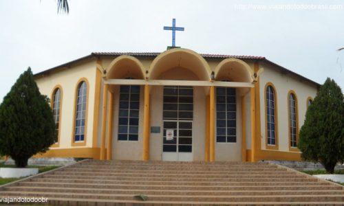 Tacuru - Igreja de São Sebastião