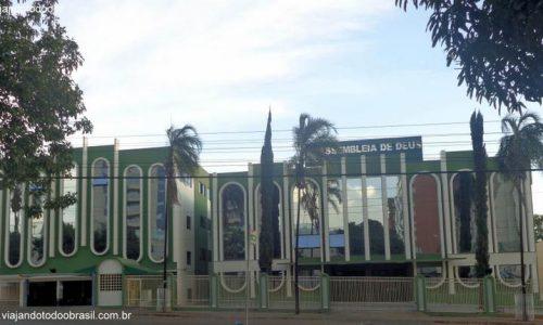Taguatinga - Igreja Evangélica Assembleia de Deus