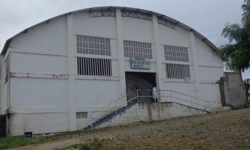 Taipu - Ginásio Poliesportivo Mamede Jùnior