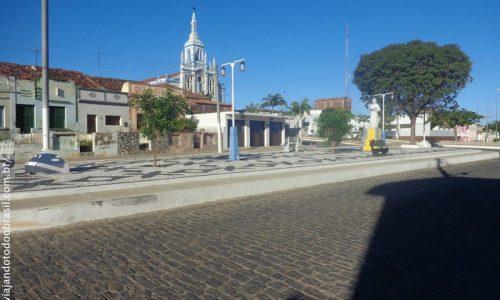 Taperoá - Praça Ibiapina