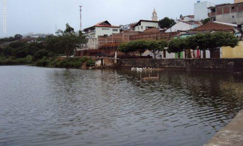 Taquaritinga do Norte - Açude de Santo Amaro
