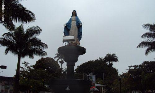 Taquaritinga do Norte - Imagem em Homenagem a Nossa Senhora da Conceição