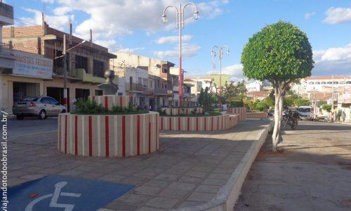 Tavares - Praça Coronel José Ferreira Lima