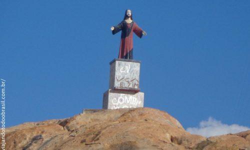 Teixeira - Imagem em homenagem a Jesus Cristo