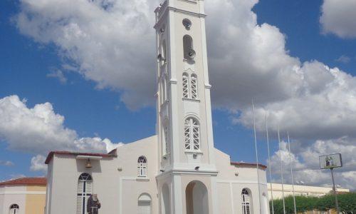 Tenente Ananias - Igreja Sagrada Família