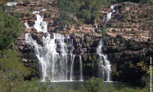 Teresina de Goiás - Cachoeira Poço Encantado