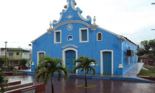 Timbaúba - Igreja de Nossa Senhora da Conceição