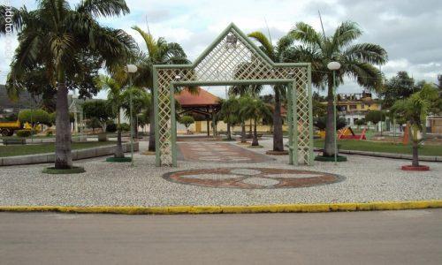 Timbaúba - Praça do Centenário