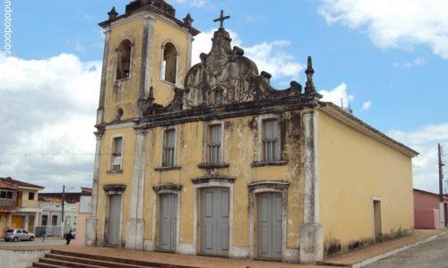 Tracunhaém - Igreja de Nossa Senhora do Rosário dos Homens Pretos