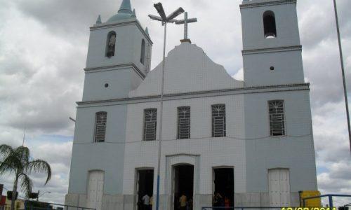 Traipu - Igreja Nossa Senhora do O