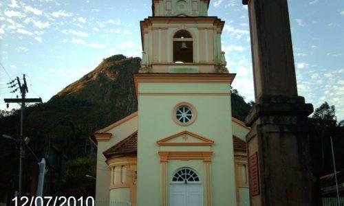 Trajano de Morais - Igreja Matriz Sagrado Coração de Jesus