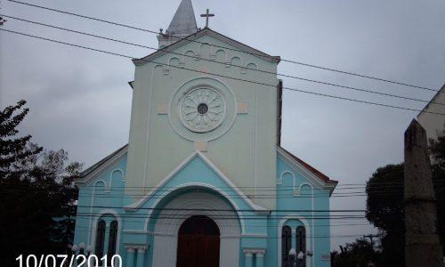 Três Rios - Igreja de São Sebastião