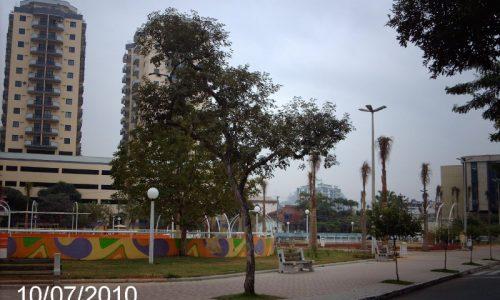 Três Rios - Praça São Sebastião