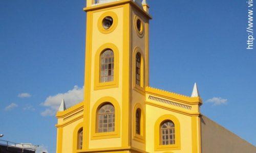 Tupanatinga - Igreja Matriz de Santa Clara