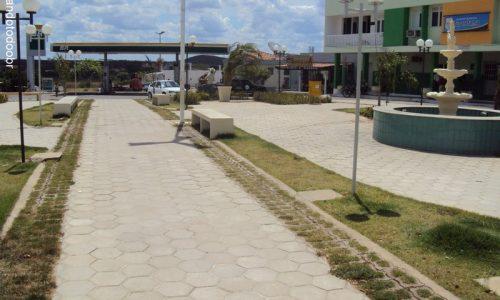 Tuparetama - Praça Severino Pinto