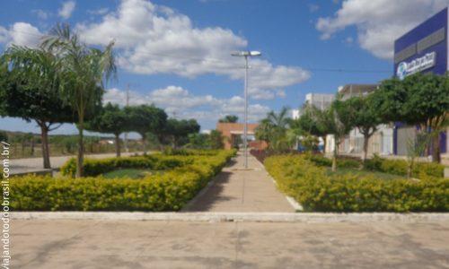 Uiraúna - Praça Dr. Osvaldo Bezerra Cascudo