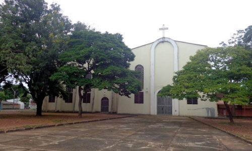 Uirapuru - Praça da Igreja Santa Rita